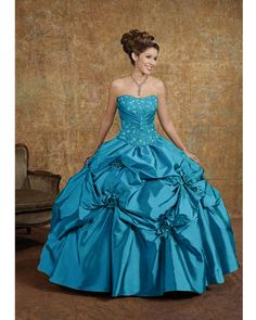 2010 Winter quinceanera dress,Sexy Ball Gown Strapless Floor-length Aque Blue Handle Flowers Quinceanera Dress 87009-4,discount designer quinceanera ball gowns,Embellishment:Handle Flowersbr / Silhouette:Ball Gownbr / Sleeves:Sleevelessbr / Neckline:Straplessbr / Back:Lace Upbr / Train:Floor-length
