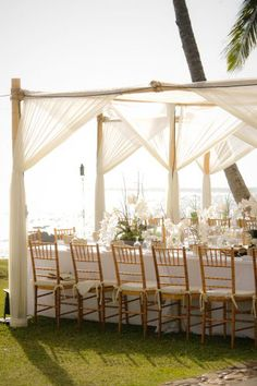 Beach Wedding Reception- Jessica's future wedding