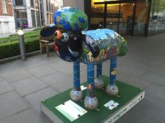 Shaun in the City! Guildhall