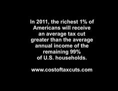Find out more at  costoftaxcuts.com