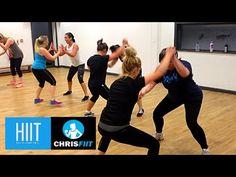 INSANE HIIT class ! (partner exercises) - YouTube