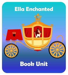 Ella Enchanted Book Unit  aligned to the Common Core Standards includes vocabulary, comprehension questions, constructive response questions, and lessons on writing informational texts. $