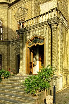Property developers are threatening the old heart of Iran's capital. Here's what could be bulldozed tomorrow. All photos by Armin Hage Persian Architecture, Architecture Old, Classical Architecture, Sustainable Architecture, Architecture Details, Sassanid, Iran Travel, Morocco Travel, Art Nouveau