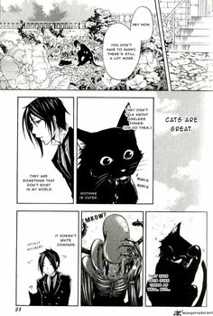 Yeah I don't think an alien monster can be compared to a cat Sebby.