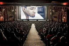 Return film to the United Palace, Manhattan's third largest theater, which stopped showing movies over 40 years ago  #nyc