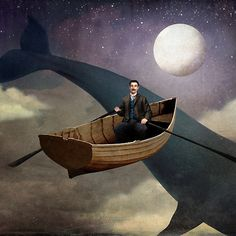 Night Flight By Christian Schloe - Red Bubble