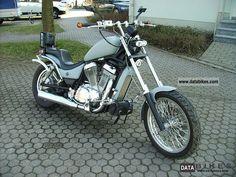 1986 Suzuki  Intruder Motorcycle Chopper/Cruiser photo