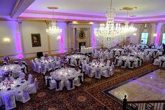 traditional purple wedding