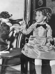 Shirley Temple ,The Little Colonel, 1935.