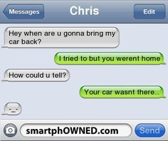 #texts I know someone who would do this