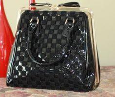 Black Texture 2014 Fashion Handbag – Jewels Handbag Collection