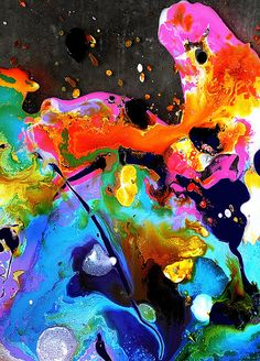 psychedelic spillage