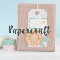 You can find all kinds of papercrafts here, from gift tags to floral bouquets and paper wreaths! Feature your make with us using #mymakingstory - #Papercraft #Sizzix #makersgonnamake #Paper #Card #DIYcards #Handmade #CraftInspo