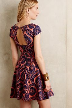 La Paz Cutout Dress - anthropologie.com #anthrofave