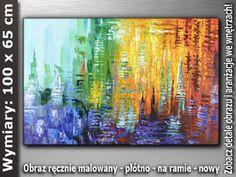 OBRAZ nr AB419 100x65 cm Obrazy olejne i akrylowe
