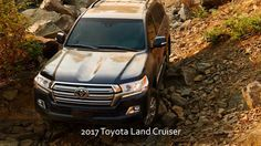 2017 Toyota Land Cruiser from Ernie Palmer Toyota Serving Jacksonville and St. Augustine FL!
