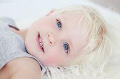 kinder portret door Puurfoto