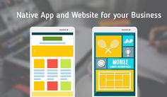 Why You Should Have Both Native App and Website for your Business? https://kasparlavik.quora.com/Why-You-Should-Have-Both-Native-App-and-Website-for-your-Business