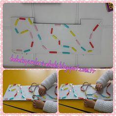 Elifce Bebek Oyunları ve Hobi: el- göz koordinasyonu,  küçük  kas gelişimi destek...
