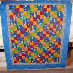 FREE PATTERN:  Quiltville's Quips & Snips!!: I Spy A Four Patch!
