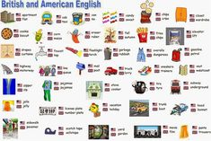 UK English vs. US English http://blgs.co/IHG8lG