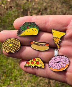 Repost from @themidnightsociety - We just filled the shop to the brim with new goodies! Including a handful of Midnight Snack Variants! Swing by and check everything out before it gets gobbled up! #pingame  (Posted by www.bbllowwnn.com)  #pingame #patchgame #pingamestrong Follow @bbllowwnn on Instagram for more great pins!