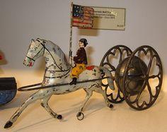 patriotic 19th century toy