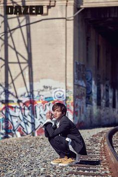 Yoo Seung Ho, Asian Actors, Korean Actors, Korean Idols, Lee Min Ho, Korean Magazine, Ahn Jae Hyun, A Love So Beautiful, Kim Myung Soo