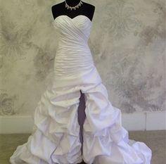 Cheap Wedding Dresses Under $500 (6)  
