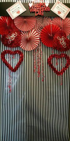 Valentines Day Photo Booth Valentines Photo Booth, Valentine Backdrop, Valentines Day Memes, Valentines Day Photos, Valentines Day Background, Valentines Day Party, Valentine Decorations, Valentine Day Crafts, Photo Booth Backdrop