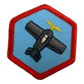 American Heritage Girls Badges
