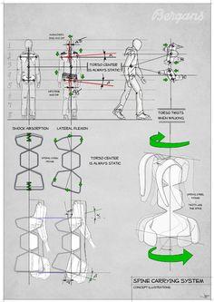 Biomechanics and Backpacks: The Solution Wood Shoe Rack, Concept Motorcycles, Diy Backpack, Industrial Design Sketch, Designer Backpacks, Cool Backpacks, Design Reference, Canvas Leather, Bushcraft