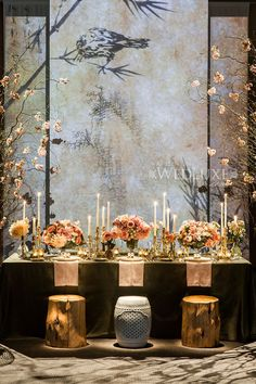 WedLuxe– Jade Blossom   Photography by: Ikonica Follow @WedLuxe for more wedding inspiration!