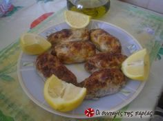 Κυπριακές παραδοσιακές σεφταλιές Greek Recipes, Meat Recipes, Cyprus Food, Greek Dishes, Mince Meat, Food For Thought, Chicken, Meat Food, Cooking