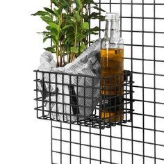 Wire Basket Grid Koukut