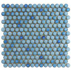 Penny Marine 12 1/4 x 12 Inch Porcelain Mosaic Floor & Wall Tile (10 Pcs/10.2 Sq. Ft. Per Case, ...,http://www.amazon.com/dp/B004ZYA4Q2/ref=cm_sw_r_pi_dp_HidEtb1P7J1M3WTF $75.89 for 9sf