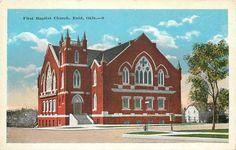 3 Three Early 1900s Mint Condition Postcards Enid Oklahoma   eBay