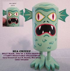 JAFO's NEWS - the FUN in FunKo: Billy Wack Productions - Popsies : One of a Kind Pieces @ Tasty Show