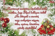 """Képtalálat a következőre: """"gyönyörű karácsonyi idézetek szülőknek"""" Winter Christmas, Christmas Wreaths, Christmas Tree, Christmas Ornaments, Minion, Holiday Decor, Home Decor, Teal Christmas Tree, Holiday Burlap Wreath"""