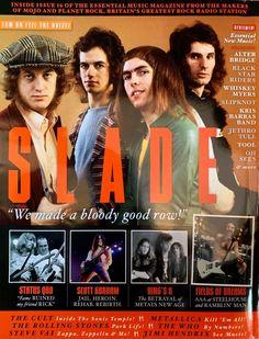 Whiskey Myers, Slade Band, Noddy Holder, Rock Radio, Alter Bridge, British Rock, Jethro, Music Magazines, Black Star