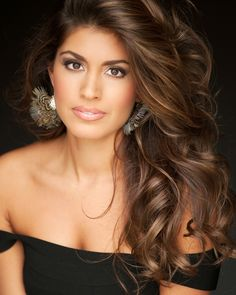 Olivia Olvera Crowned Miss North Carolina USA 2014 - BEAUTY PAGEANT NEWS