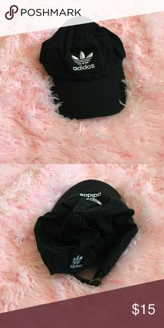 Shop Women s adidas Black White size OS Hats at a discounted price at  Poshmark. Bought from Champs. 08f6f5df87