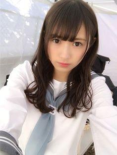 WATANABE_rika 渡辺梨加 JK 制服 セーラー