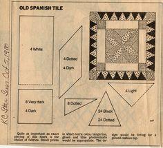 Kansas City Star     Old Spanish Tile Oct 5 1980