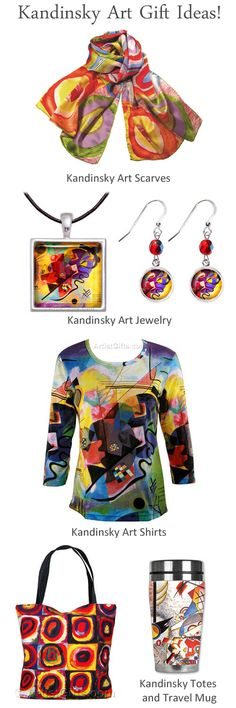 Kandinsky Gift ideas with Free U.S. Shipping.