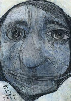 Broken 1000 Faces ~Takahiro Kimura #art #painting #portrait