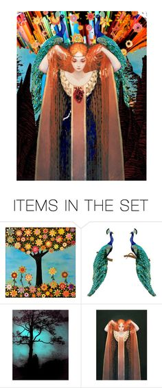 """""""Unbenannt #2156"""" by synkopika ❤ liked on Polyvore featuring art"""