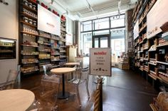Take a Look at New York's One and Only Nutella Bar