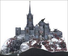 Heresy30K - The Horus Heresy Blog: Space Wolves Fortess at Warhammer World