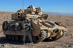 Bradley Fighting Vehicle